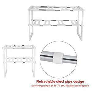 Multi-functional Telescopic Rack