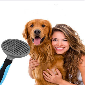Pet Self-cleaning Comb