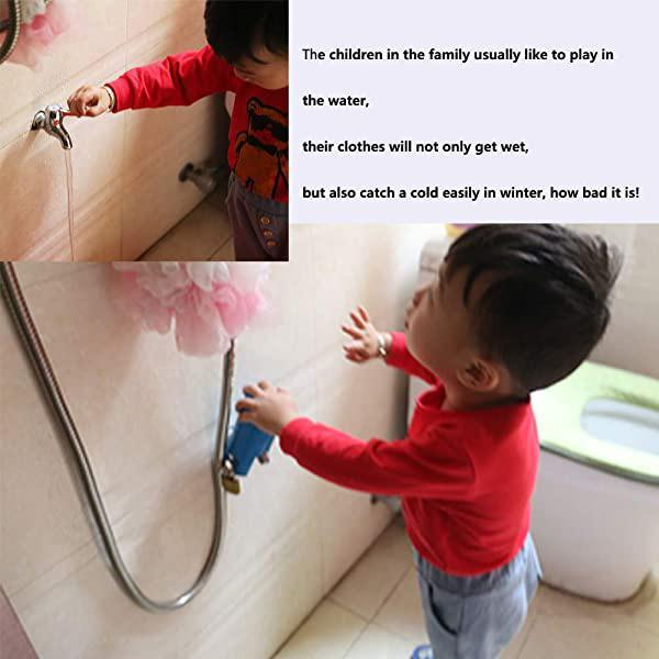 Anti-theft Water Faucet Lock