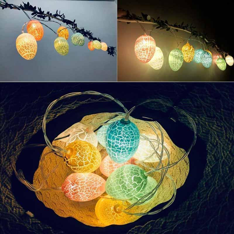 Easter LED String Lights