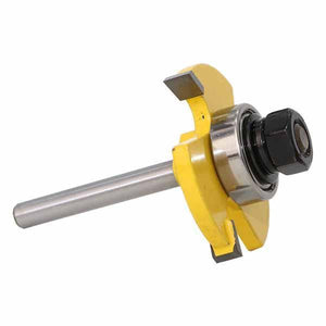 3-Teeth T-Type Tenon Knife Cutter