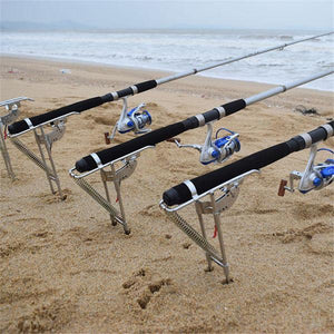 Auto Spring Fishing Rod Lifter