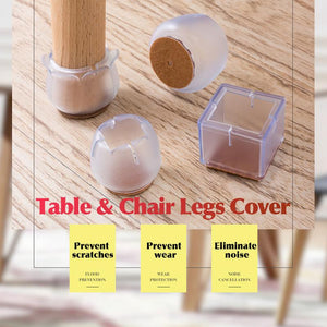 Table & Chair Legs Cover