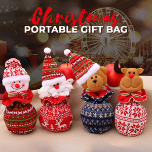 Christmas Portable Gift Bag