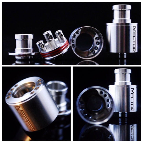 Authentic Vector RDA By Vapour Lifestyle