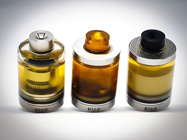 Authentic Pico V1 RTA Parts
