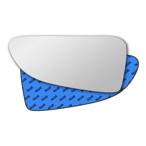 Mirror glass for Renault Master 2004 - 2020