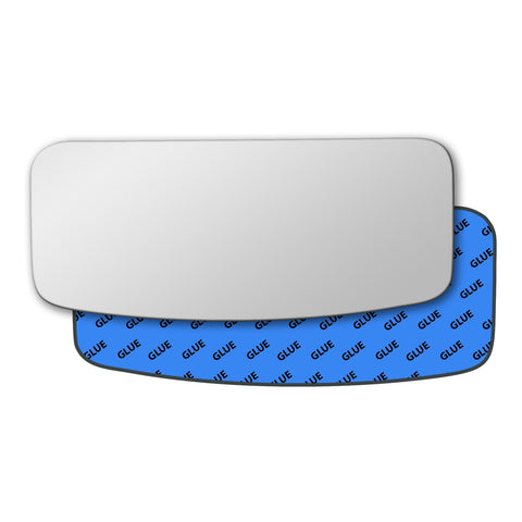 Mirror glass for Renault Trafic 1995 - 2001