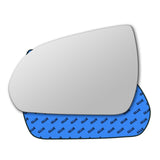 Mirror glass for Hyundai Accent US 2017 - 2020
