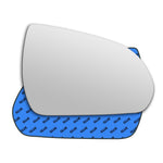 Mirror glass for Kia Rio Mk4 US 2017 - 2020