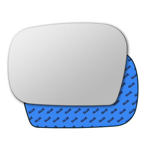 Mirror glass for Lada 4x4 Niva WAZ 21214 1982 - 2012