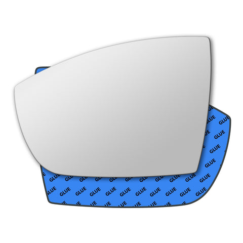 Mirror glass for Ford EcoSport 2013 - 2020