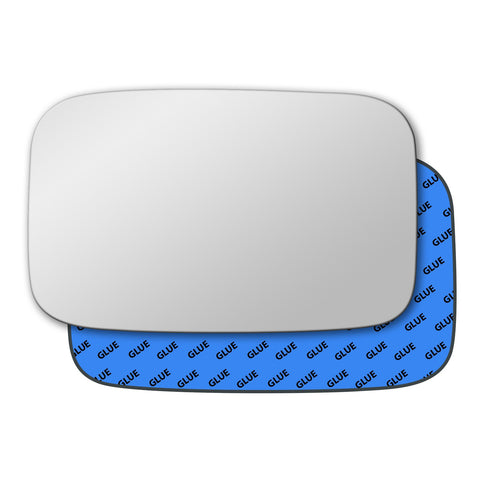 Mirror glass for Vauxhall Frontera 1989 - 1998
