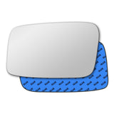 Mirror glass for Volvo S40 Mk1 1995 - 2004