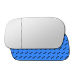 Mirror glass for Audi 100 C4 1990 - 1994