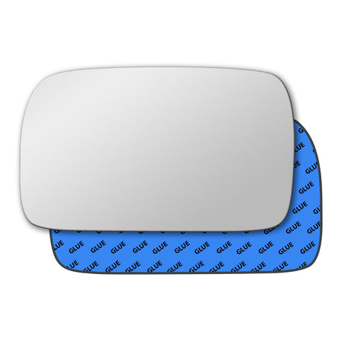 Mirror glass for Volkswagen Polo Mk3 1994 - 2000