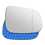 Mirror glass for Volvo V50 Mk1 2010 - 2012