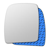 Mirror glass for Citroen Jumpy Mk2 2007 - 2016