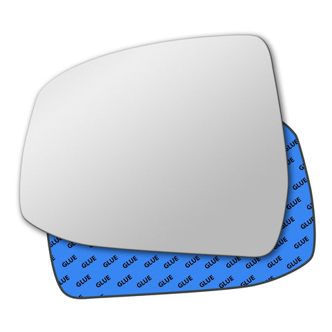 Mirror glass for Ford Mondeo 2007 - 2014