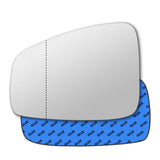 Mirror glass for Renault Megane Mk3 2008 - 2016
