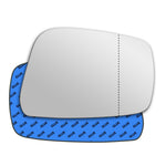 Mirror glass for Nissan Pathfinder 2005 - 2009