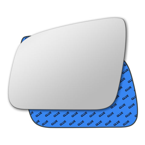 Mirror glass for Mercedes C Class W204 2007 - 2009