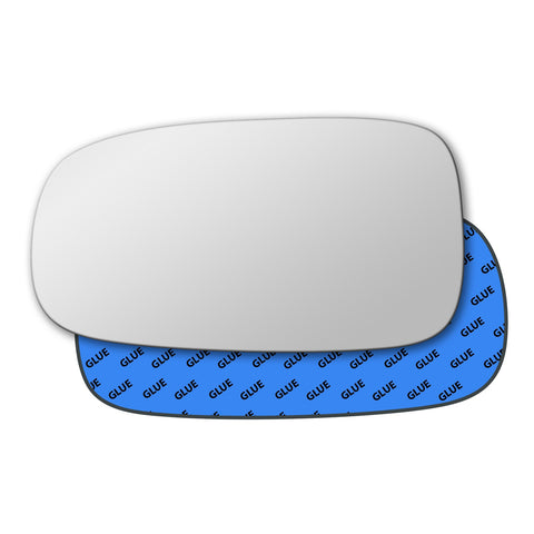 Mirror glass for Saab 9-3 2002 - 2010