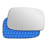 Mirror glass for Citroen C8 2002 - 2014