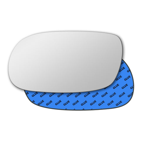Mirror glass for Toyota RAV4 XA10 1994 - 2000