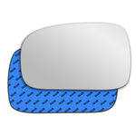Mirror glass for Peugeot 306 1993 - 2002