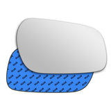 Mirror glass for Citroen Xsara 1997 - 2000