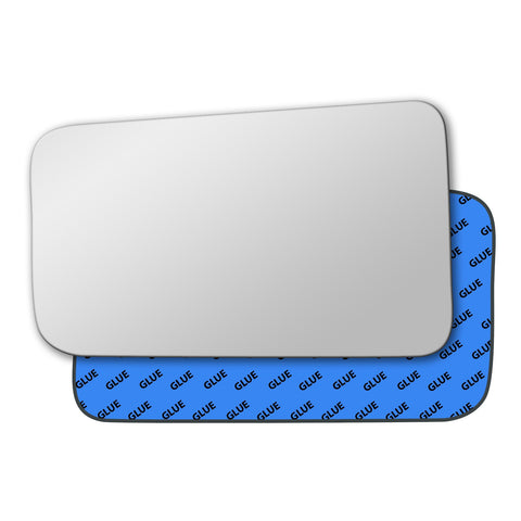 Mirror glass for Citroen BX 1982 - 1994