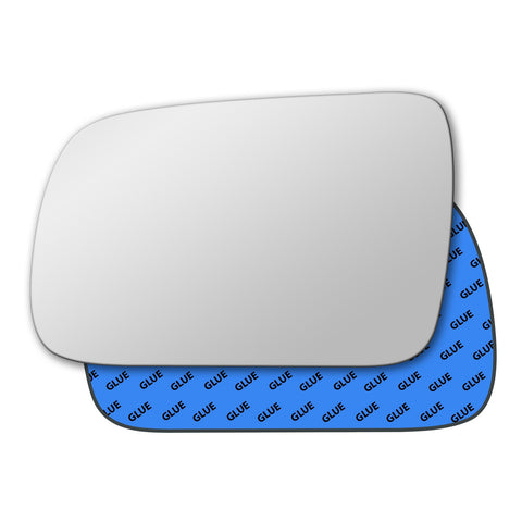 Mirror glass for Chrysler Voyager Mk2 1991 - 1995