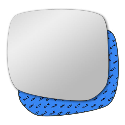 Mirror glass for Mitsubishi Space Wagon 1998 - 2004