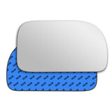 Mirror glass for Mitsubishi Space Wagon 1991 - 1997