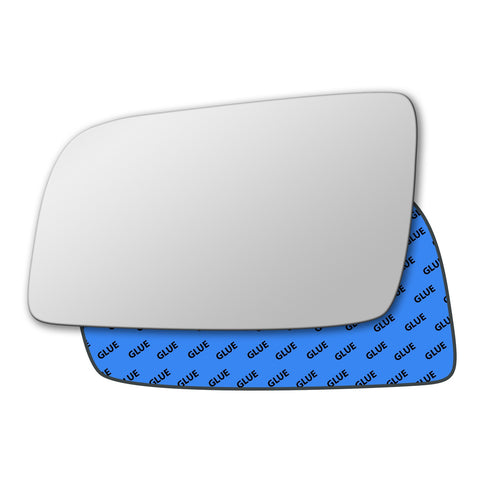 Mirror glass for Vauxhall Astra Mk4 G 1998 - 2004