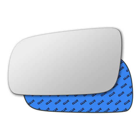 Mirror glass for Audi A6 C4 C5 1994 - 2000