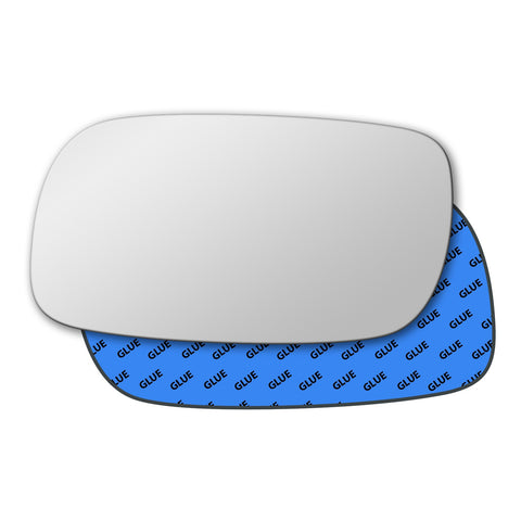 Mirror glass for Vauxhall Astra Mk3 F 1991 - 2001