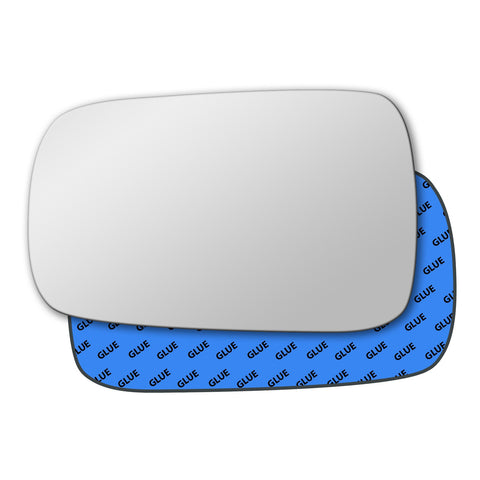 Mirror glass for Honda Accord Mk3 1986 - 1989