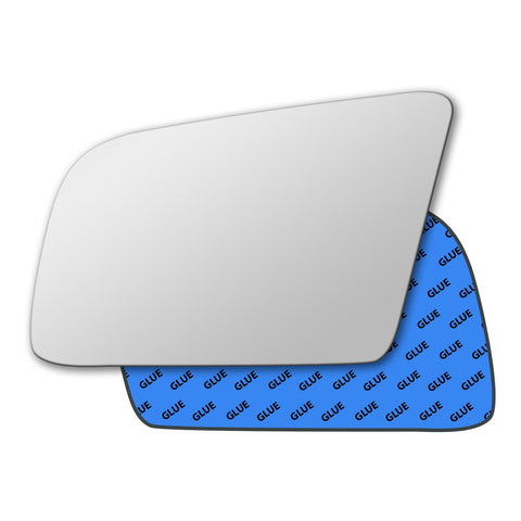 Mirror glass for Vauxhall Vectra A 1988 - 1995