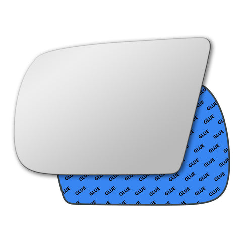 Mirror glass for Vauxhall Omega A 1986 - 1993