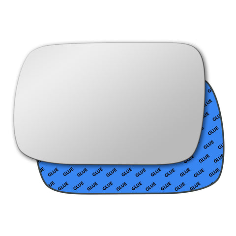 Mirror glass for Subaru Forester US model X 2004 - 2007