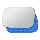 Mirror glass for Subaru Forester Mk2 2002 - 2006