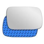 Mirror glass for Subaru Baja 2002 - 2006