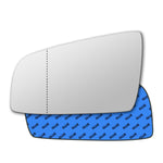 Mirror glass for Vauxhall Zafira Mk2 B 2005 - 2009