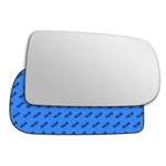 Mirror glass for Mazda 323 1998 - 2003