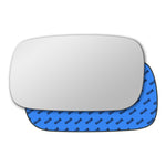 Mirror glass for Saab 9-3 1998 - 2002