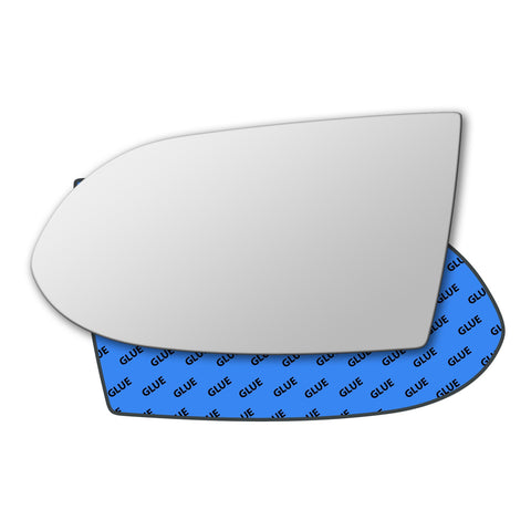 Mirror glass for Vauxhall Zafira Mk1 A 1999 - 2005
