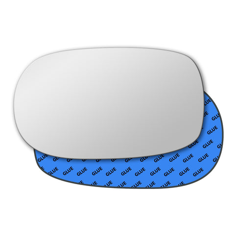 Mirror glass for Alfa Romeo 166 1998 - 2007
