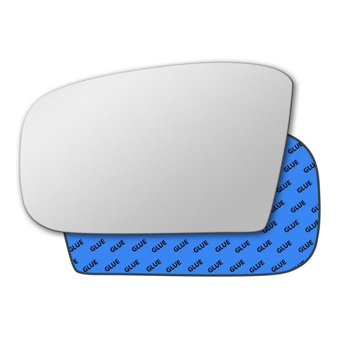 Mirror glass for Mercedes CL Class C215 1999 - 2006